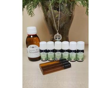 Kit Aromatico esencial
