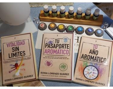 Trilogía  Tu Pasaporte Aromatico
